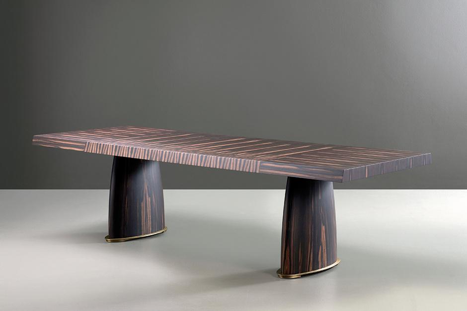 Обеденный стол Goffredo, Promemoria, салон DeLuxe Home Creation.