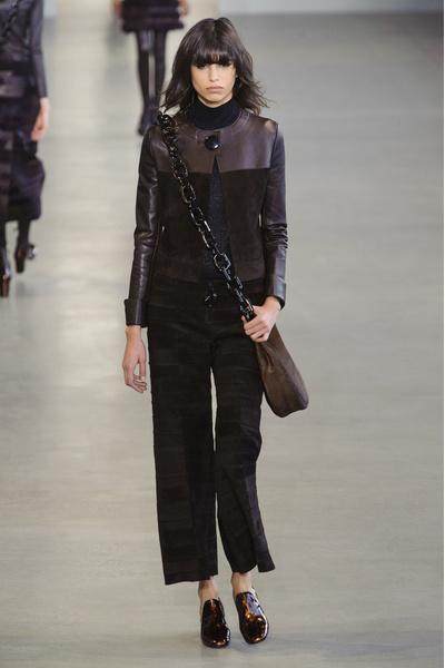 Показ Calvin Klein на Неделе моды в Нью-Йорке | галерея [1] фото [28]