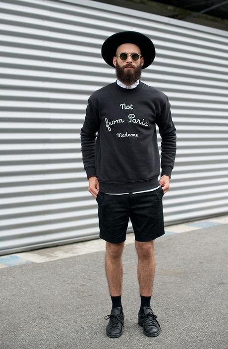 Море по колено: как носить шорты-бермуды