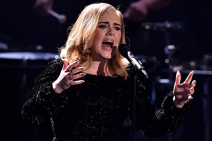 Адель обвинила Дональда Трампа в незаконном использовании ее музыки в его предвыборной кампании