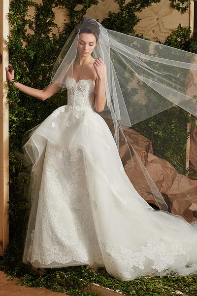 Лучшие коллекции Недели свадебной моды | галерея [7] фото [3]