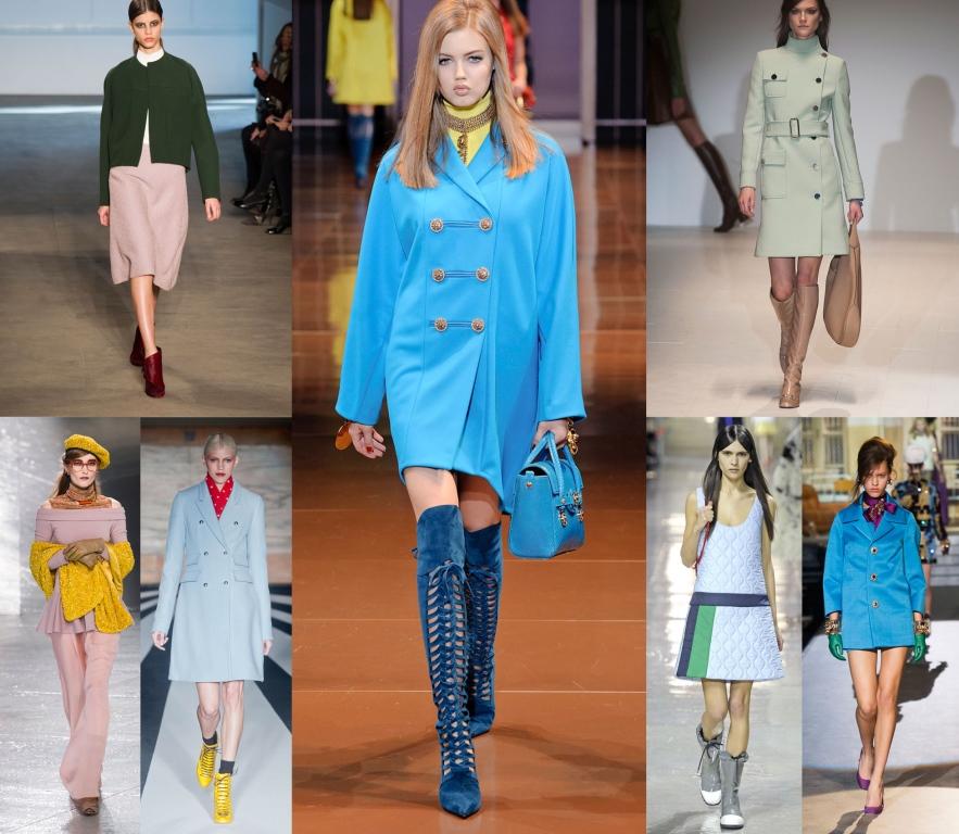 60-е годы в моде