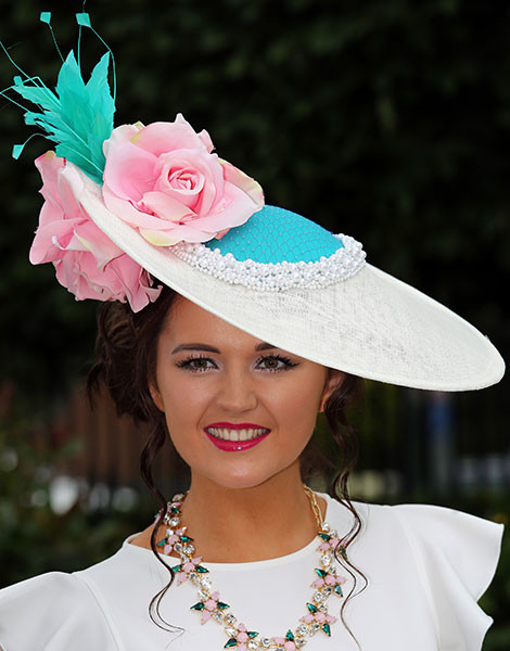 Королевские скачки в Аскоте: парад шляп | галерея [1] фото [8]