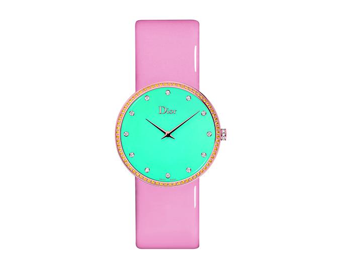 Часы La D de Dior Granville, Dior, бутики Dior.
