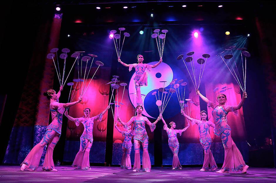 Китайский государственный цирк