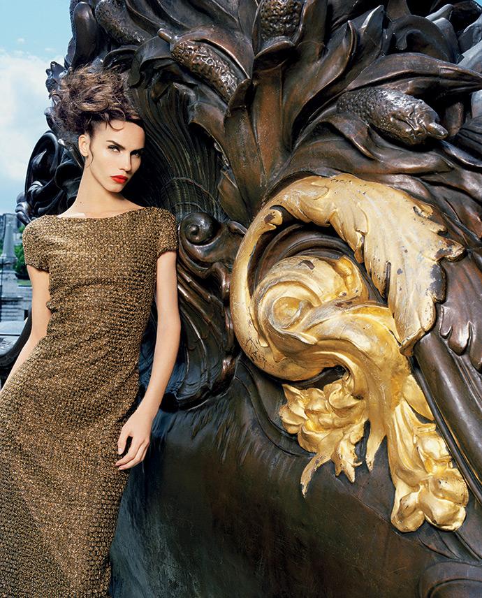 Платье, Ralph Lauren