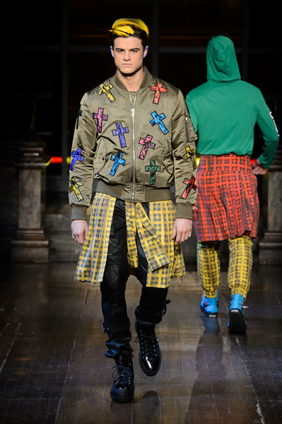 Неделя мужской моды в Лондоне: главные показы | галерея [2] фото [12]