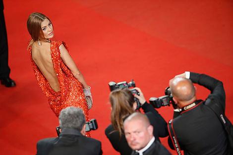 Наши в Каннах: самые яркие выходы российских знаменитостей на Кинофестивале | галерея [3] фото [7]