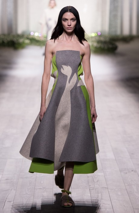 Показ Vionnet на Неделе моды в Париже