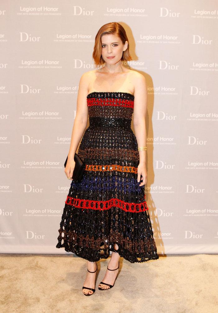 Кейт Мара в Christian Dior