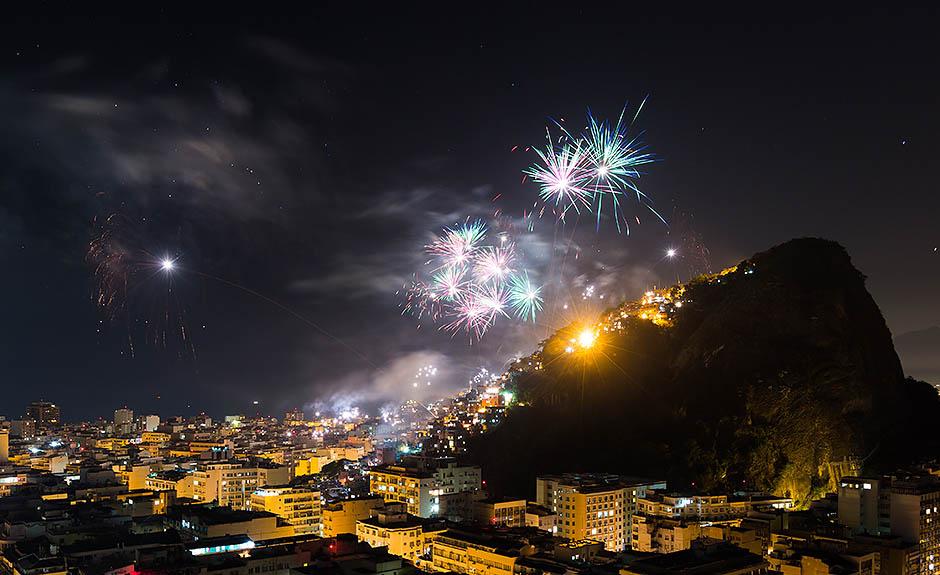 Где встретить Новый год 2017?