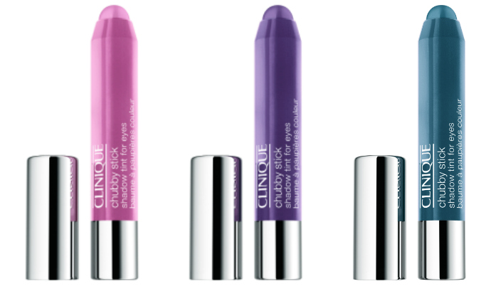 Тени-карандаш Chubby Stick Shadow Tint for Eyes от Clinique