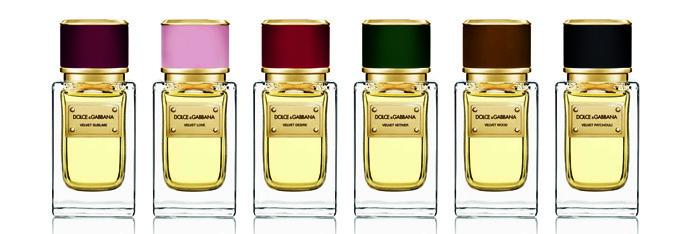 Коллекция ароматов Velvet Collection