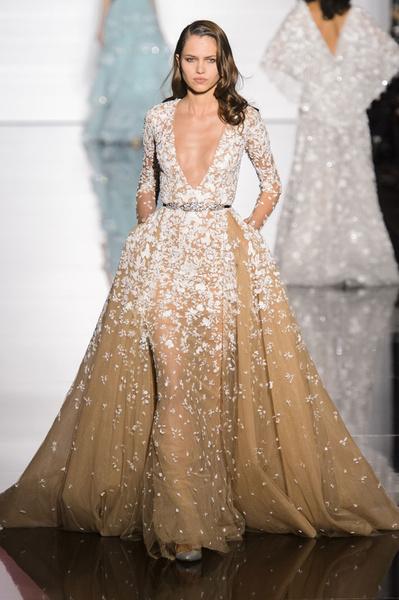 Показ Zuhair Murad Haute Couture | галерея [1] фото [21]