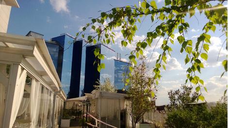 «Балкон» веранда москва