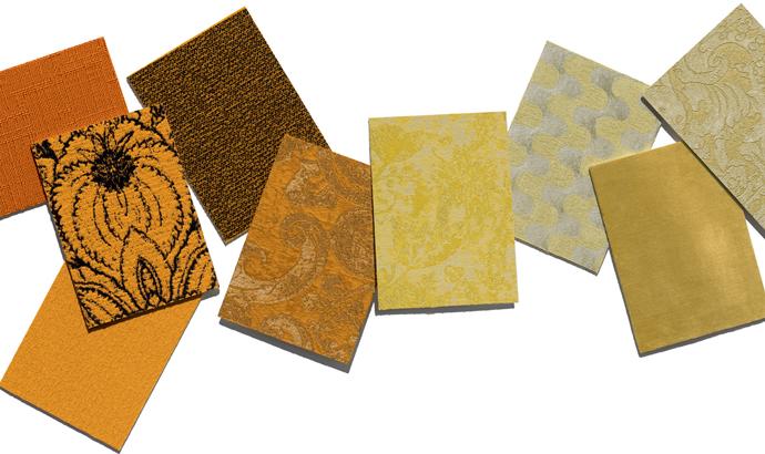 Образцы тканей Barbarigo