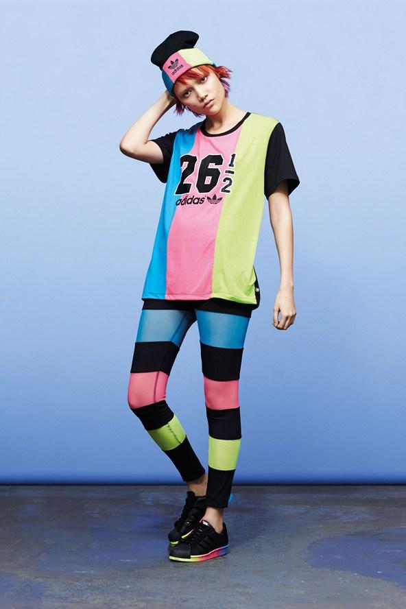Коллекция Colourblock Pack от Adidas Originals и Риты Оры