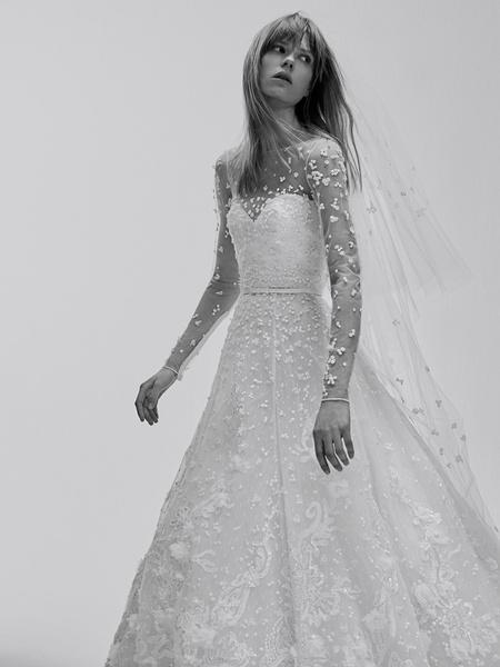 Лучшие коллекции Недели свадебной моды | галерея [12] фото [7]