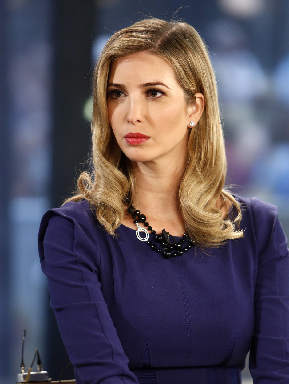 Иванка Трамп, 2012 год