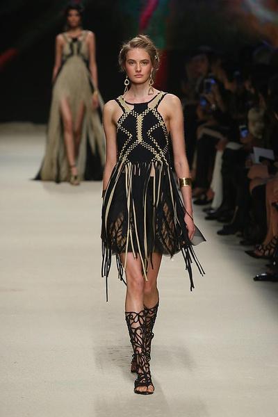 Неделя моды в Милане: день первый | галерея [1] фото [3]