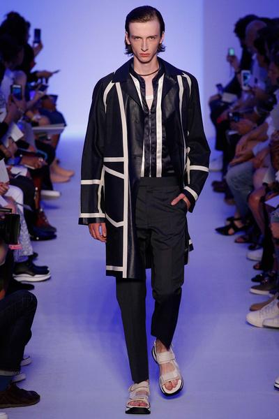 Неделя мужской моды в Париже: лучшие показы | галерея [3] фото [13]