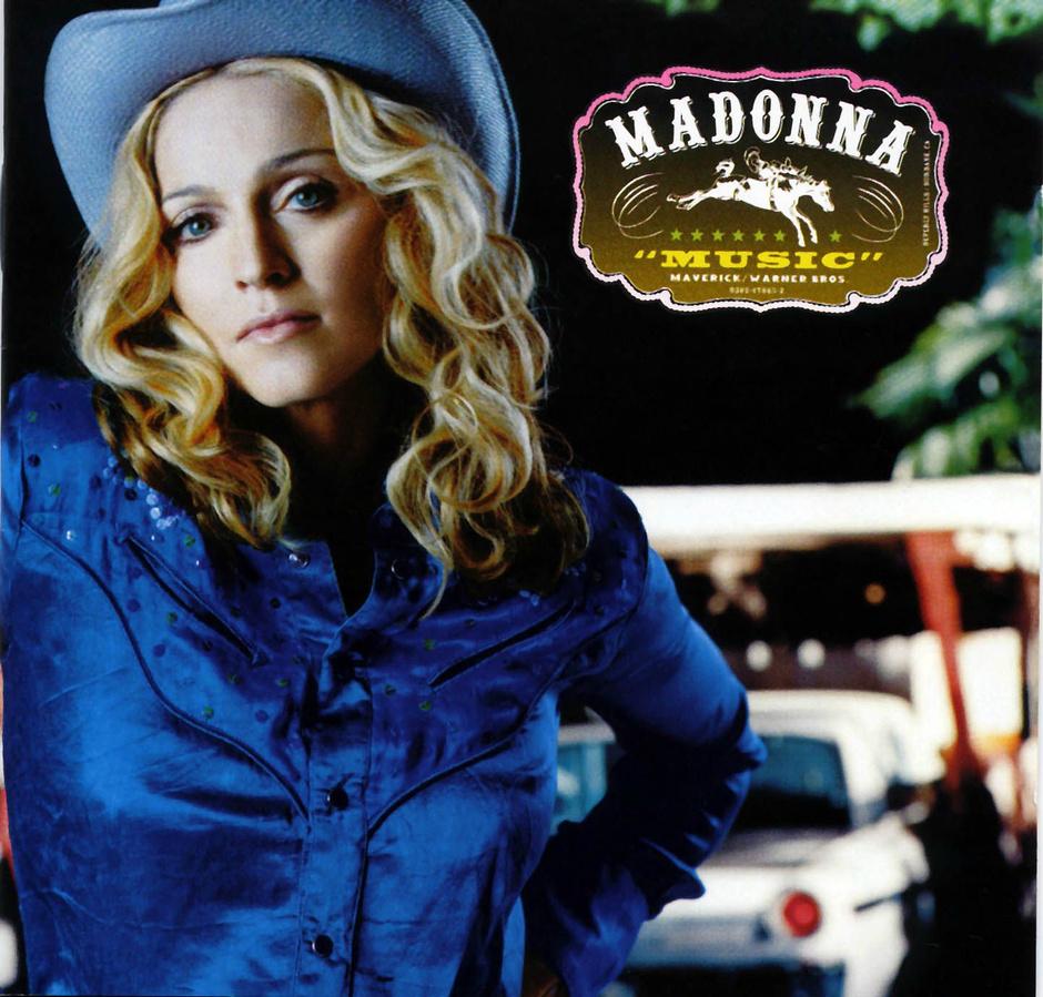 Album cover «Music», 2000