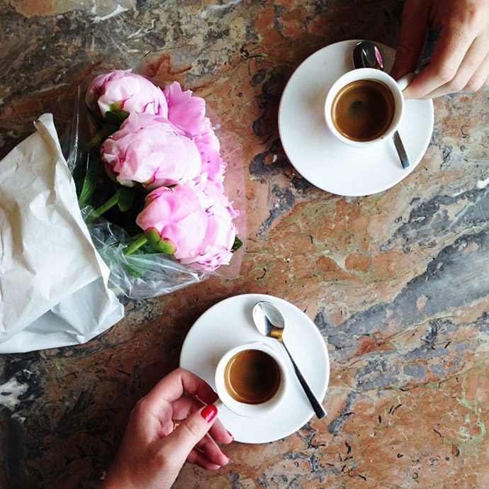 кофе варю