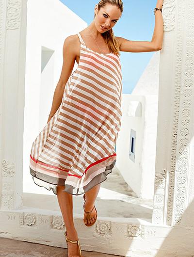 Фото пляжной моды: Victoria's Secret