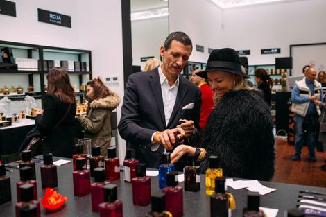 Александр Вриланд представил в Москве коллекцию Diana Vreeland Parfums | галерея [1] фото [8]