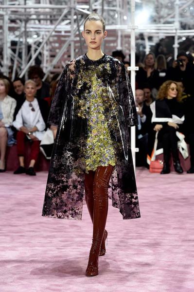 Показ Dior Haute Couture | галерея [1] фото [13]
