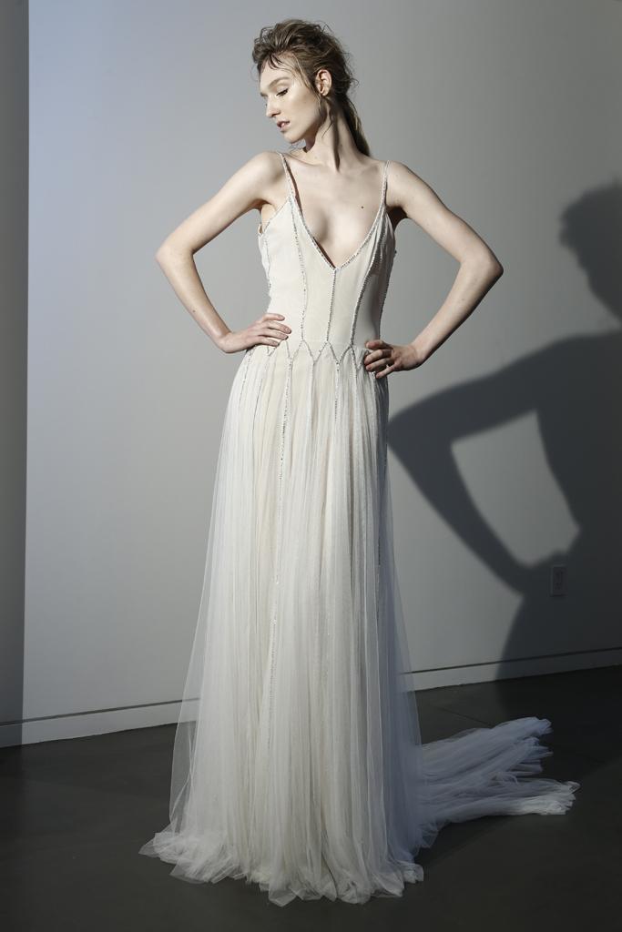 Новая свадебная коллекция Vera Wang