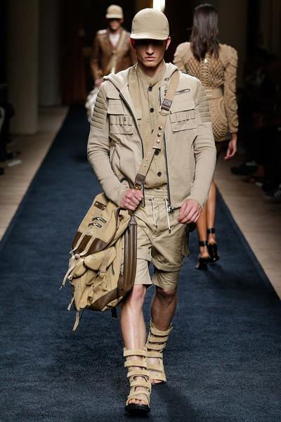 Неделя мужской моды в Париже: лучшие показы | галерея [7] фото [23]