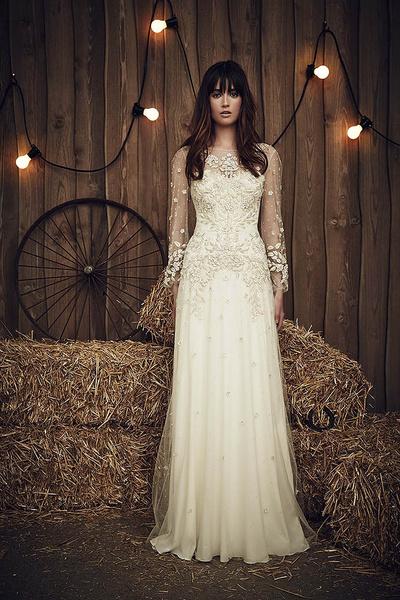 Лучшие коллекции Недели свадебной моды | галерея [6] фото [8]