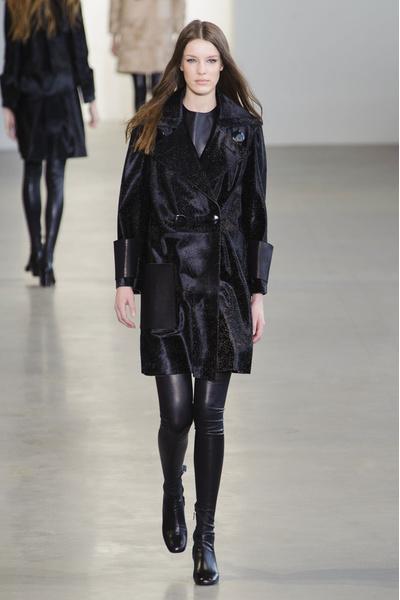 Показ Calvin Klein на Неделе моды в Нью-Йорке | галерея [1] фото [36]