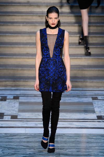 Неделя моды в Лондоне: 21 февраля | галерея [2] фото [4]