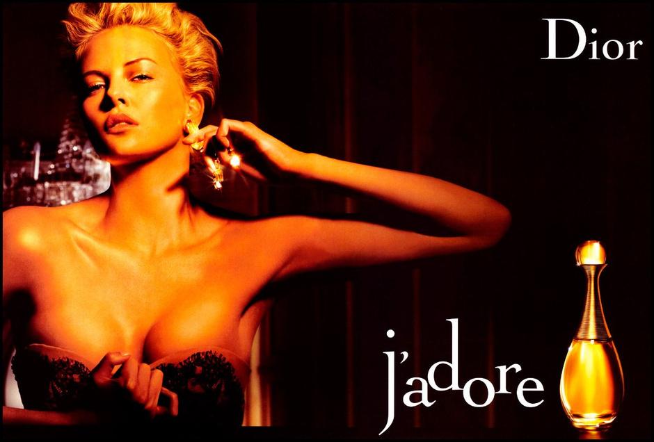12. Аромат J'Adore, Dior