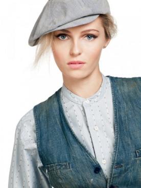 Рубашка, кепка, все — Ralph Lauren Collection; жилет, Double RL