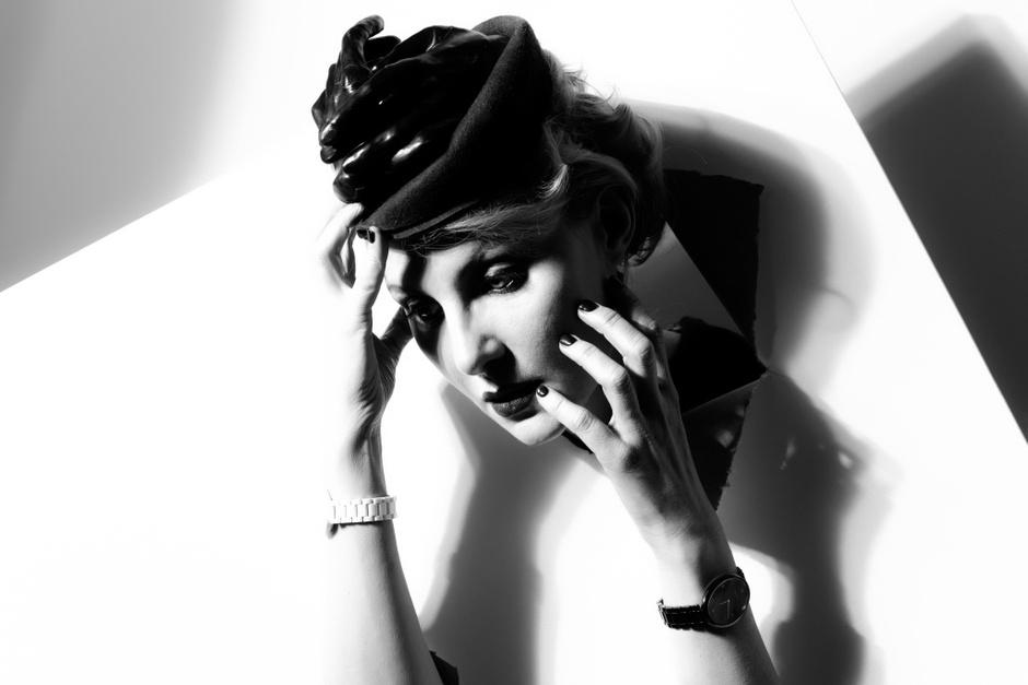 Рената Литвинова в проекте Rado «Прикоснись ко времени»