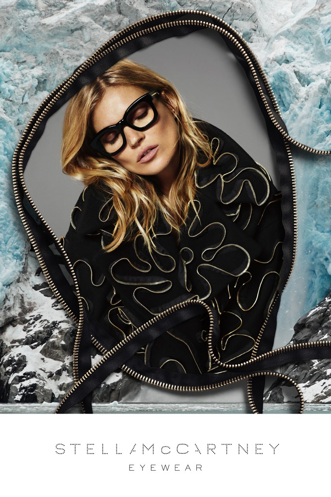 Рекламная кампания Stella McCartney осень-зима 2014-15
