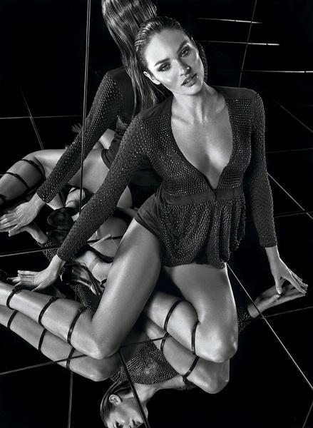 Кэндис Свейнпол снялась в новой рекламной кампании Osmoze | галерея [1] фото [6]