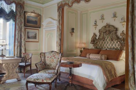 Архитектурное достояние Венеции: отель Gritti Palace | галерея [1] фото [21]