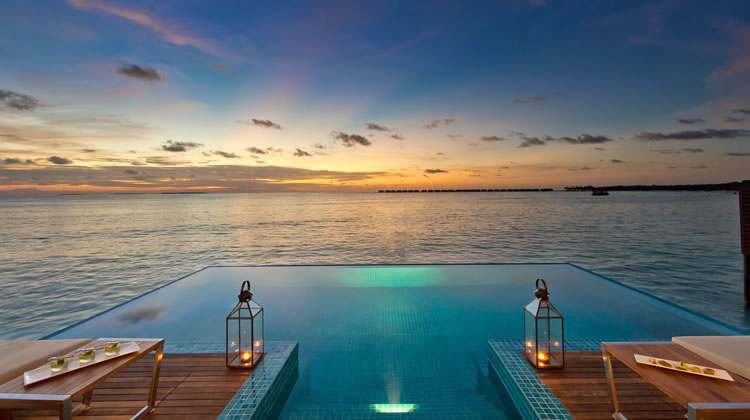 Hideaway Beach Resort & Spa спа