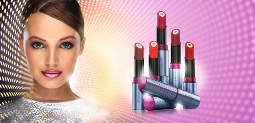 Oriflame triple core 3d lipstick
