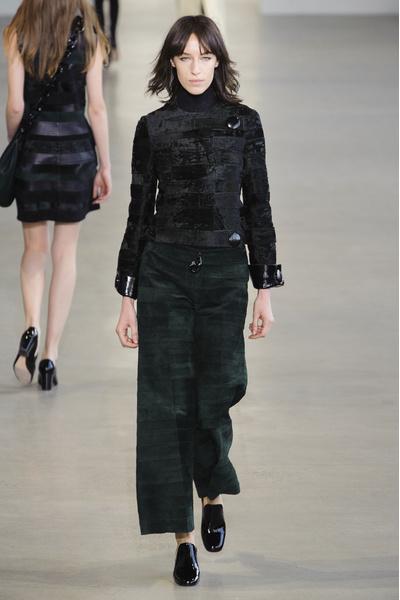 Показ Calvin Klein на Неделе моды в Нью-Йорке | галерея [1] фото [21]