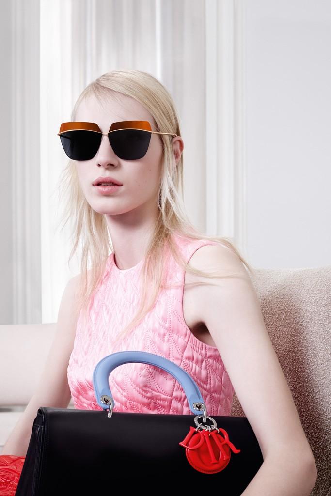 Солнцезащитные очки от Christian Dior: фото