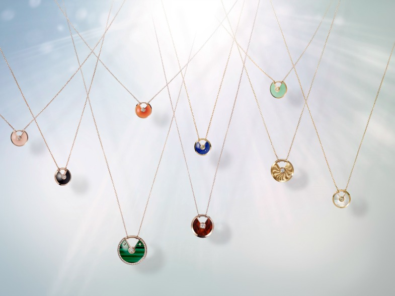 Колесо фортуны: коллекция амулетов Amulette de Cartier