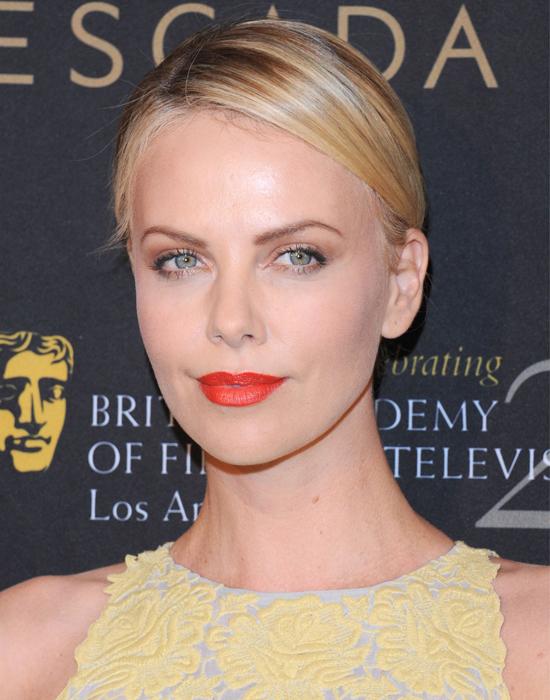 Январь 2012, премия BAFTA, Лос-Анжелес