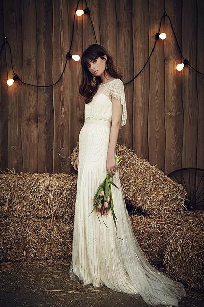 Лучшие коллекции Недели свадебной моды | галерея [6] фото [21]