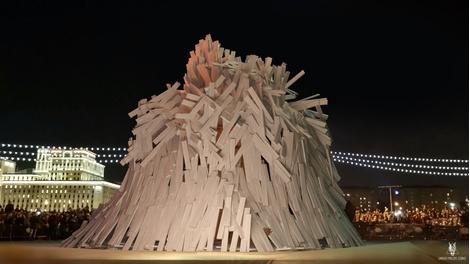 Масленица в Парке Горького и Музеоне | галерея [1] фото [7]