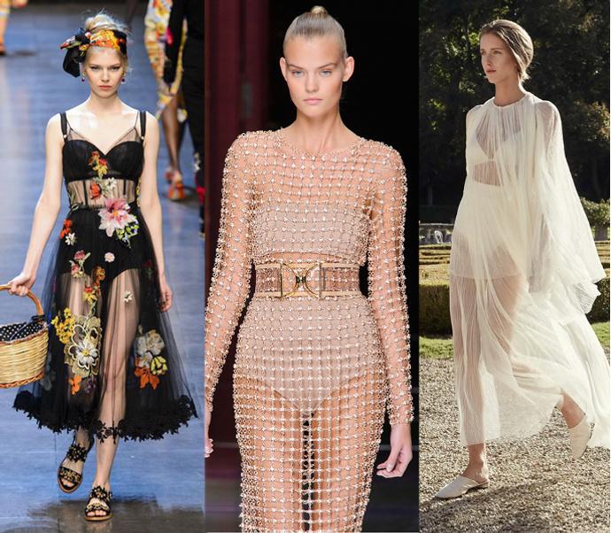 Dolce&Gabbana, Balmain, The Row